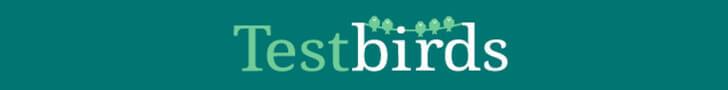 Testbirds - Tesztelj pénzért
